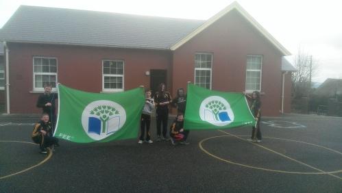 2nd green flag