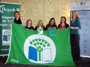 green flag award 2011
